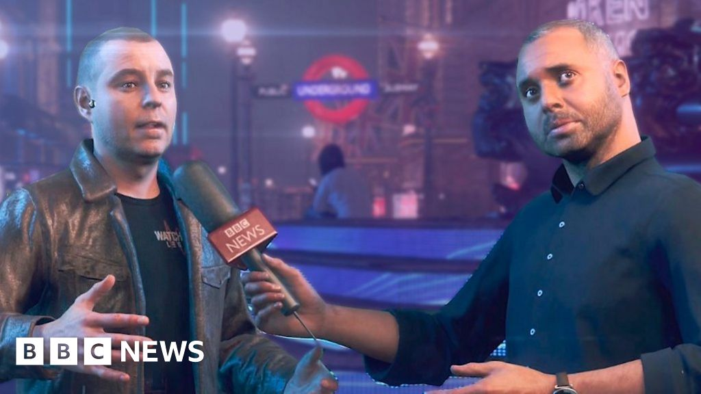 Dark future: Inside Watch Dogs' post-Brexit game