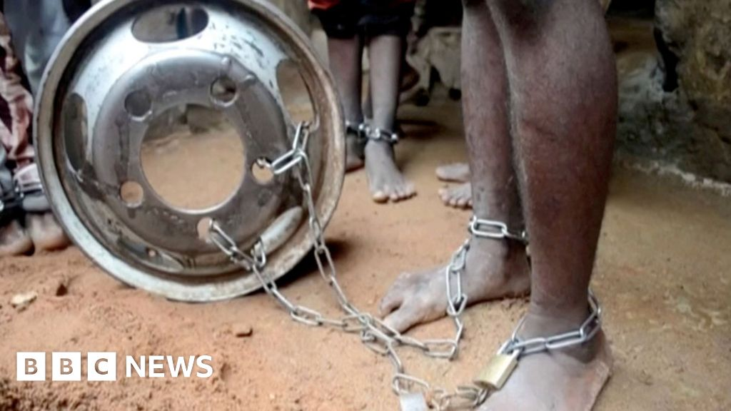 Nigerian 'torture house': Kaduna school was 'like hellfire'
