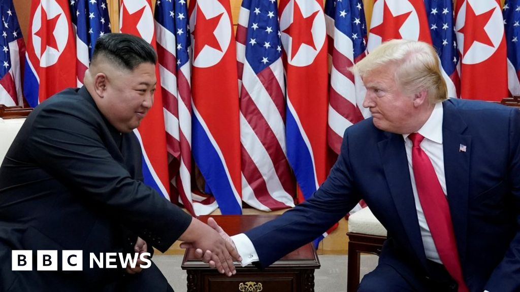 """Kim trump """"personal relationships"""" is not enough to resume """" USA-North Korea talks"""
