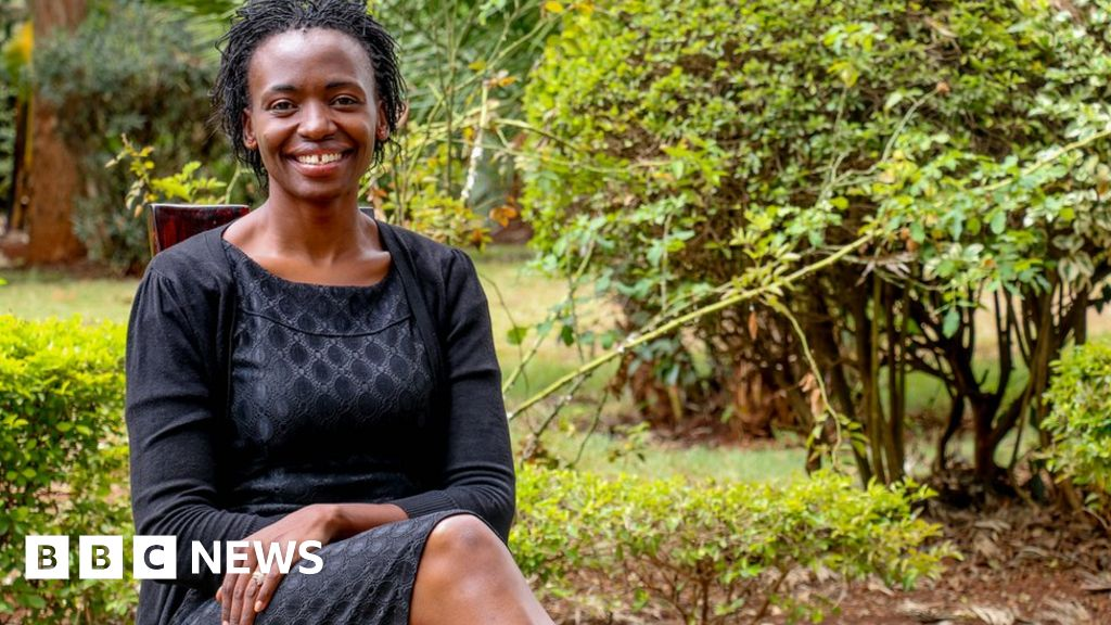 Terry Gobanga: 'I was gang-raped on my wedding day' - BBC News