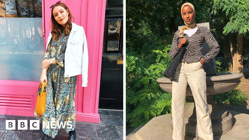 Modest fashion: 'I feel confident and comfortable'