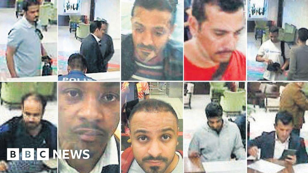 Jamal Khashoggi: Who's who in alleged Saudi 'hit squad'
