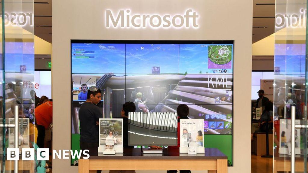 Fortnite Apple row: Microsoft backs Epic in court filing