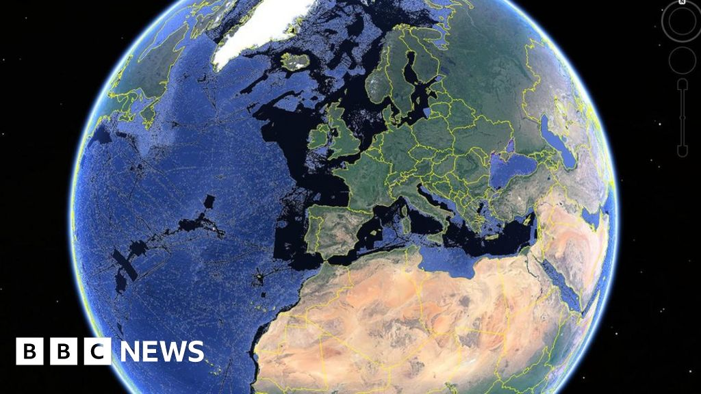 Nasa Style Mission Needed To Map Ocean Floor Bbc News