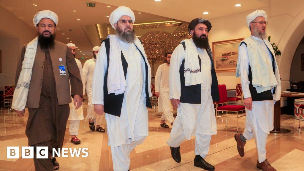 Afghanistan: Qatar and Turkey become Taliban's lifeline to the outside world - BBC News