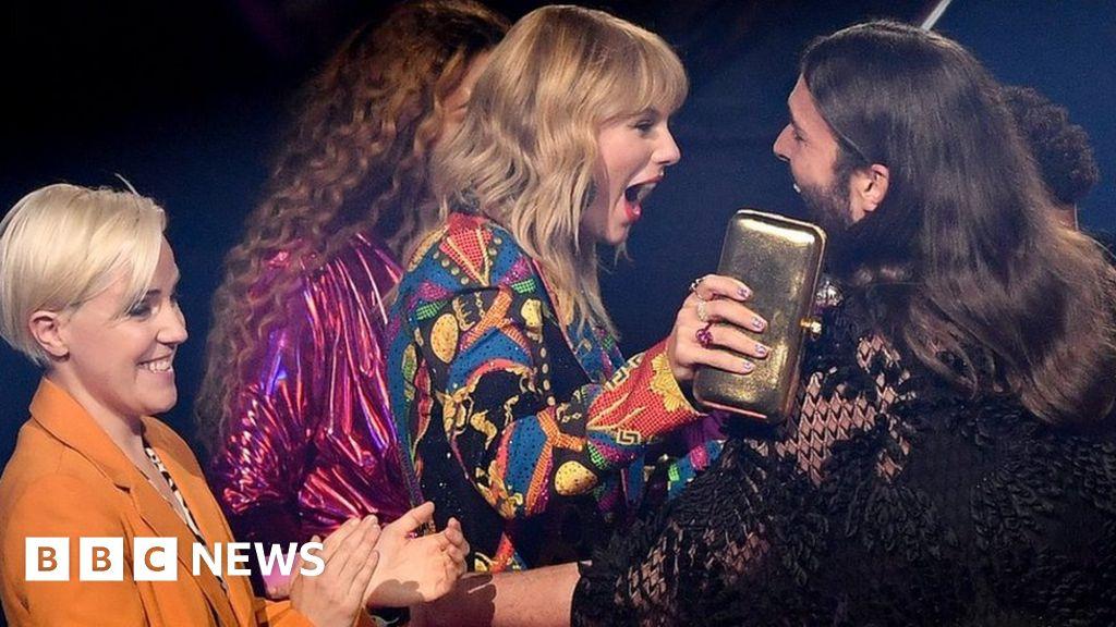 MTV VMAs: The six biggest moments