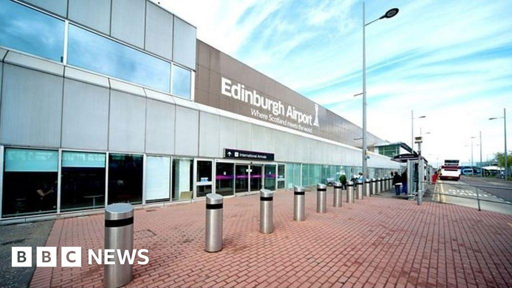 Edinburgh Airport has busiest September