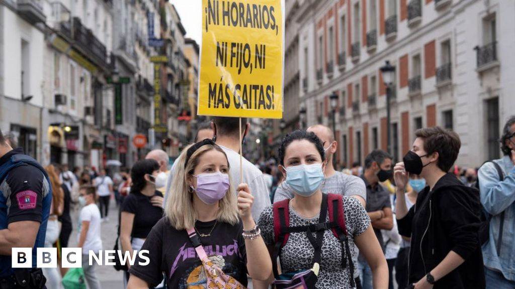, Spain targets energy firms as European bills surge, The World Live Breaking News Coverage & Updates IN ENGLISH