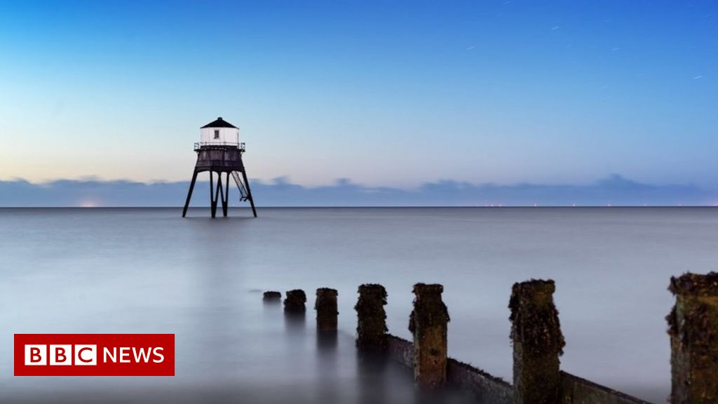Historic England adds lighthouses, cliff lift and viaduct to At Risk Register