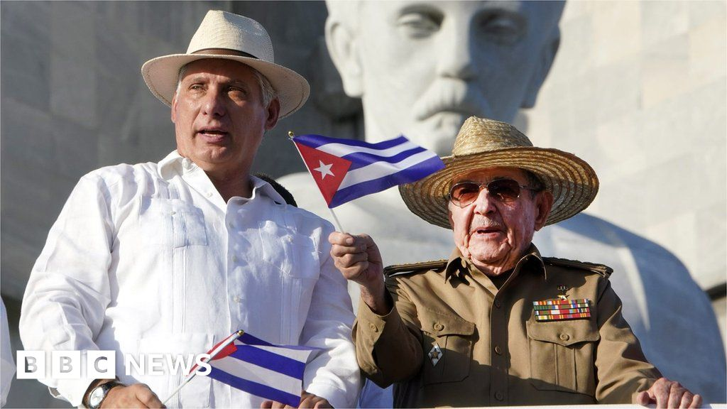 Cuban leadership: Díaz-Canel was appointed leader of the Communist Party