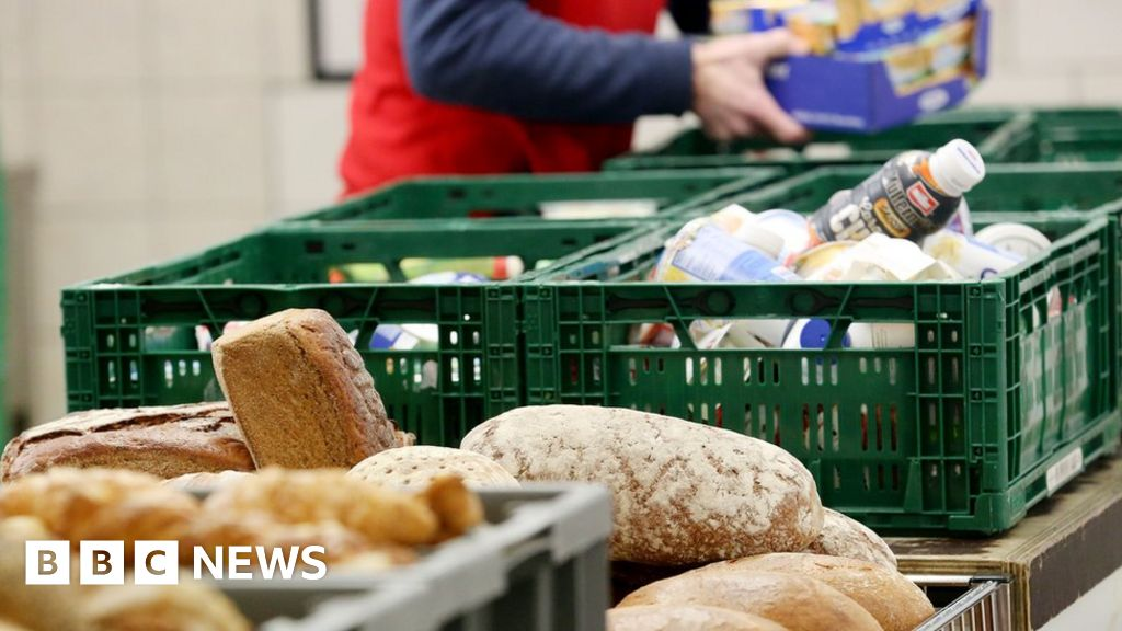 Does Germany have more food banks than the UK?