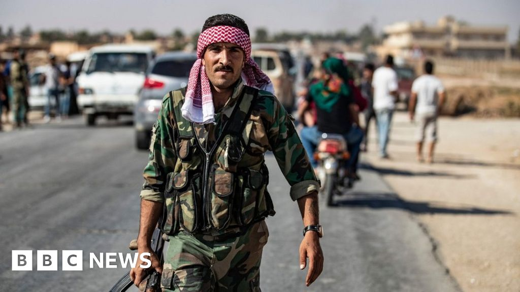 Turkey-Syria-offensive: Catastrophic moment for US mid-East policy