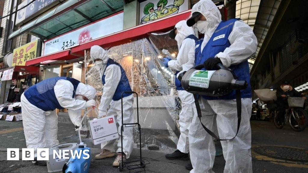 Coronavirus: a Rapid spread raises fears of global pandemic