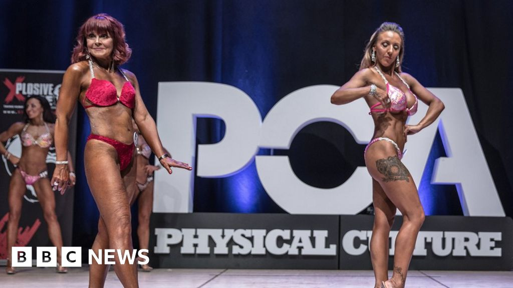 Grandma nia ceidiog 63 is first time bodybuilder bbc news ccuart Choice Image