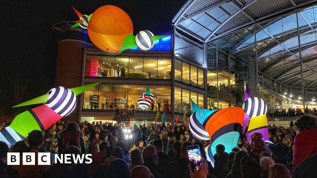 Love-light-festival celebrates  belonging  in Norwich