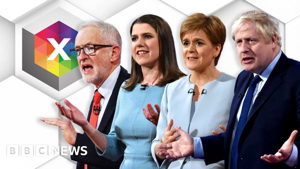 Election debate: Leaders fact-checked