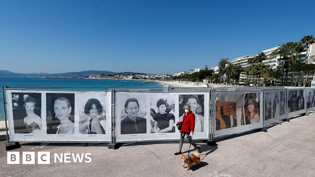 Photo of Cannes film festival not possible 'in original form' | BBC News