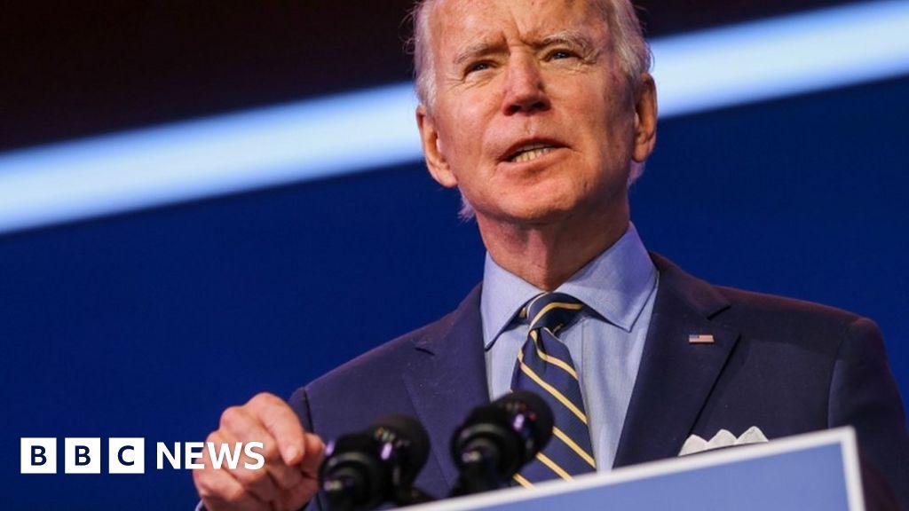 Joe Biden: 'Enormous damage' to US security agencies by Trump