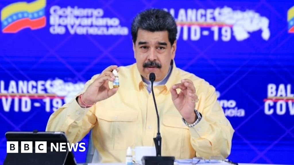 Facebook freezes Maduro's page because of Covid's claim