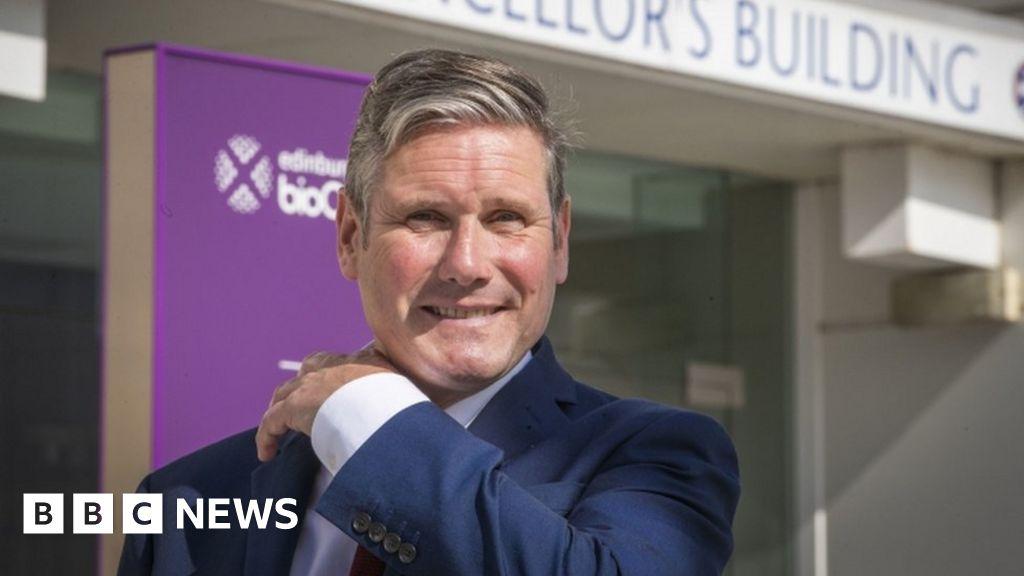 Starmer urges Scottish Labour factions to unite