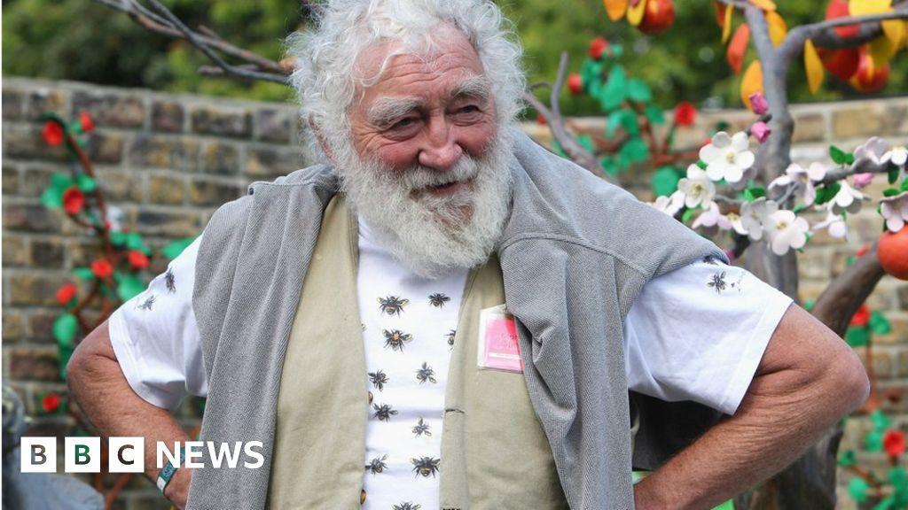 Naturalist David Bellamy dies at 86