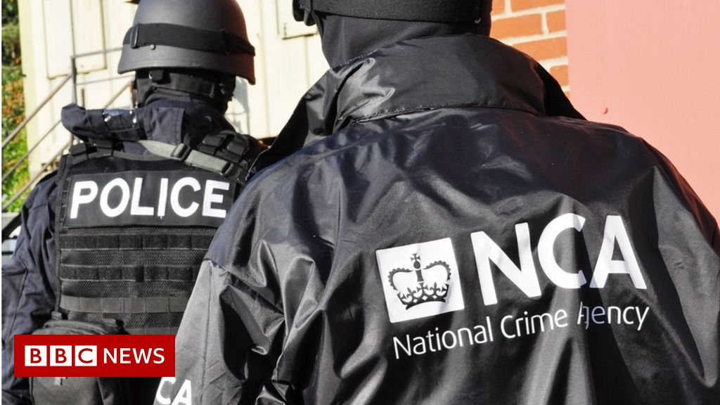 Hundreds arrested as crime comms system cracked