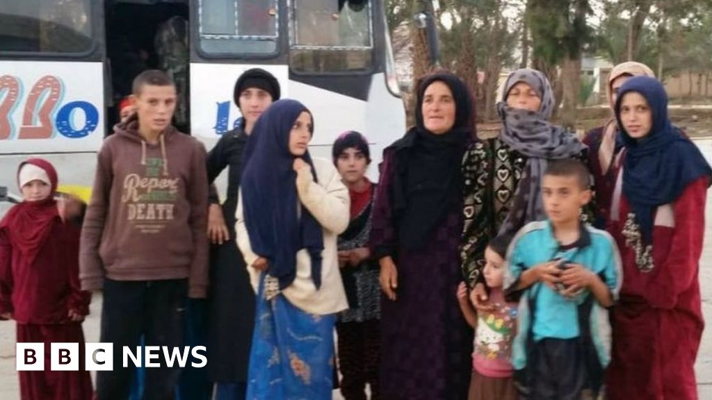 Syria army frees IS hostages - state media