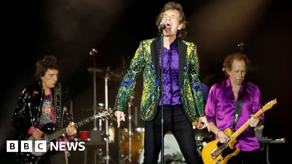Rolling Stones warn Trump to not use their songs - or face authorized motion - BBC News thumbnail