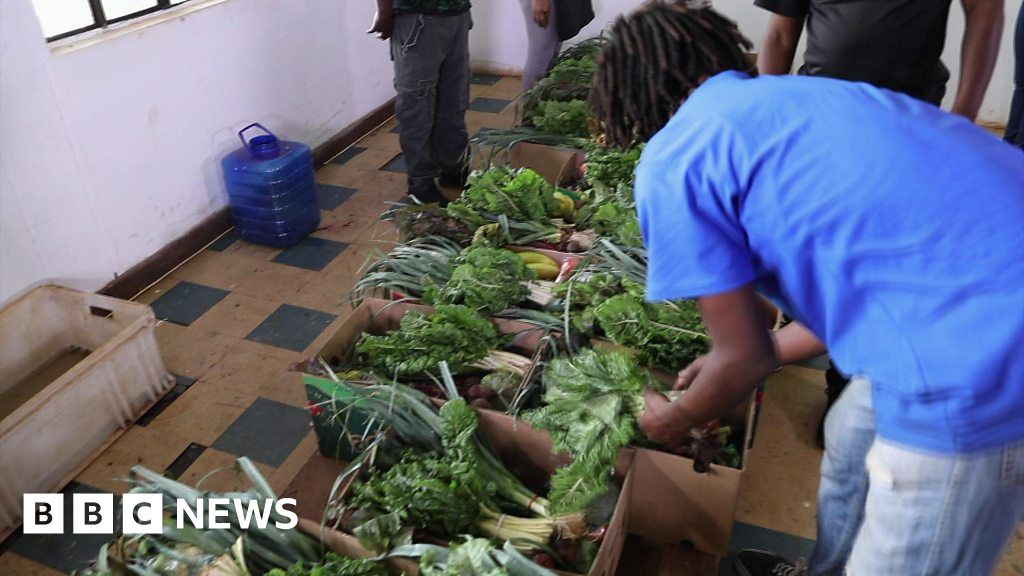 The Young Entrepreneurs Selling Fresh Produce Direct To Customers