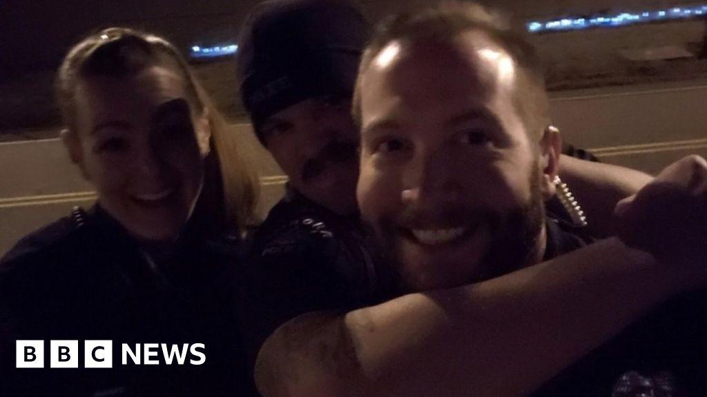 Denver police fired for photographs mocking man's demise thumbnail