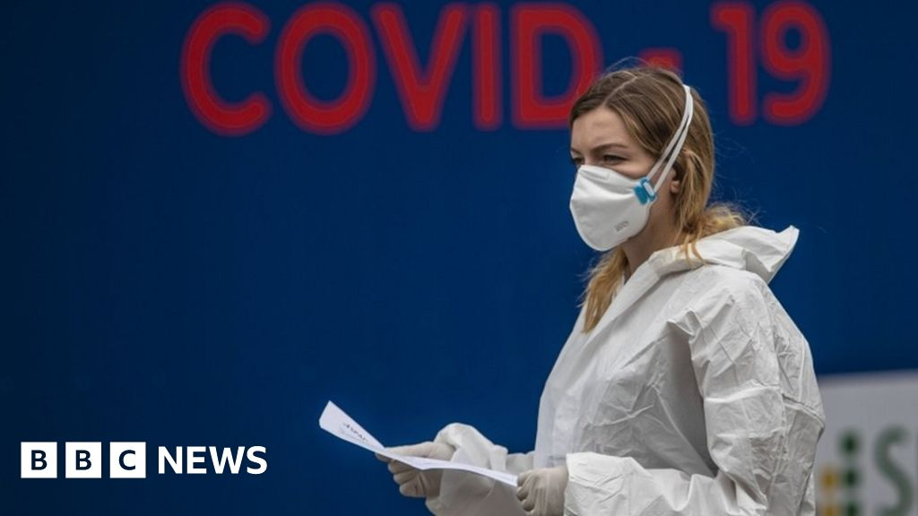 World Health Organization  warns of 'alarming rates of transmission' of virus in Europe