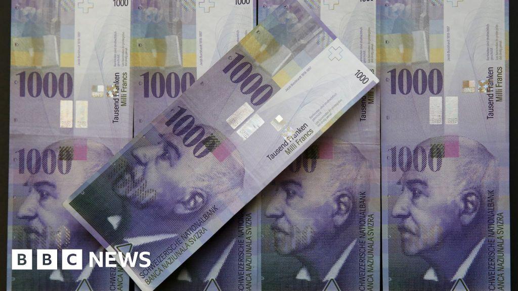 , US labels Switzerland a currency manipulator, Saubio Making Wealth