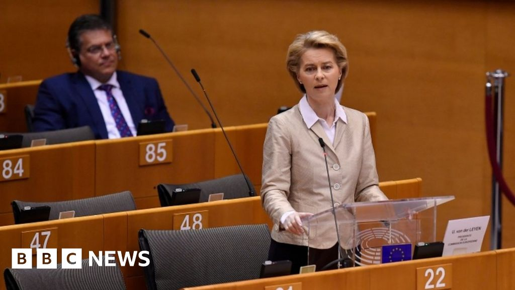 """Coronavirus: the EU offers """"heartfelt apology"""" to Italy"""