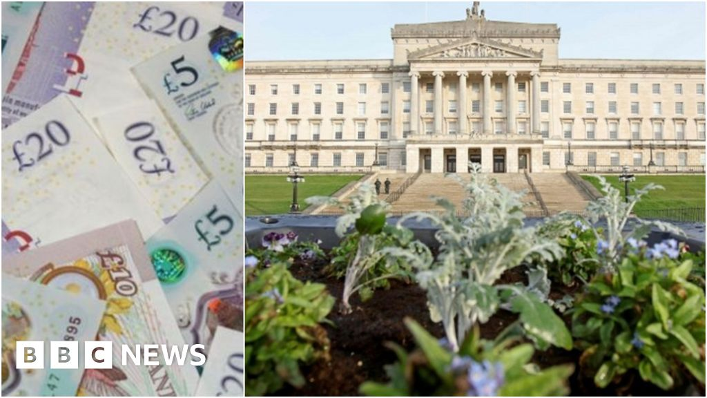 Stormont, an extra £1 billion of Westminster