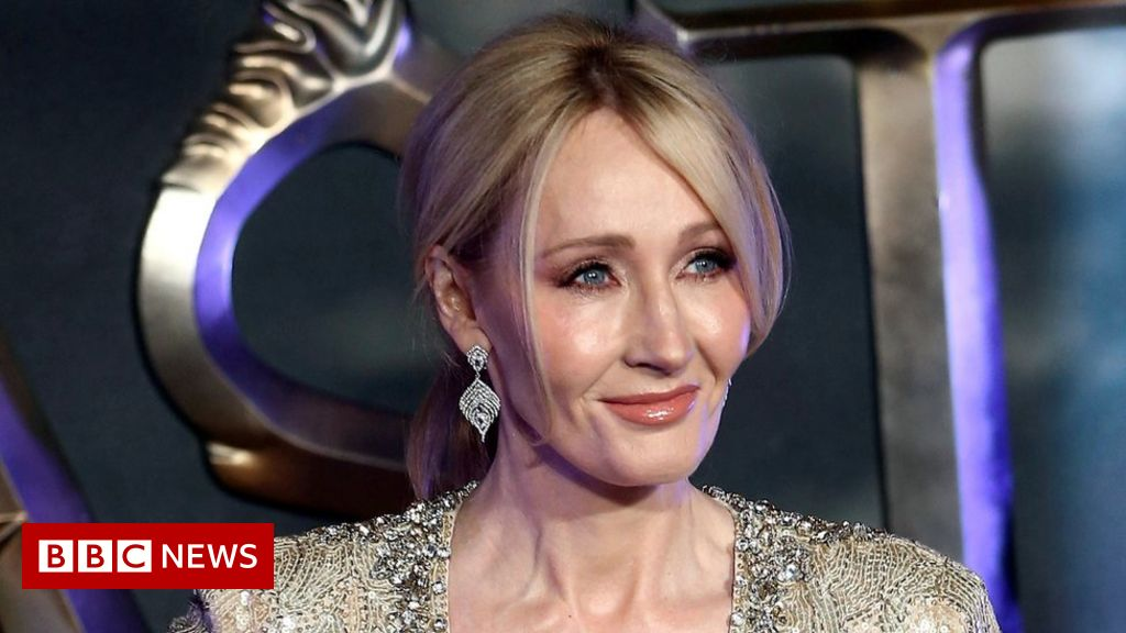 JK Rowling joins warning over free speech