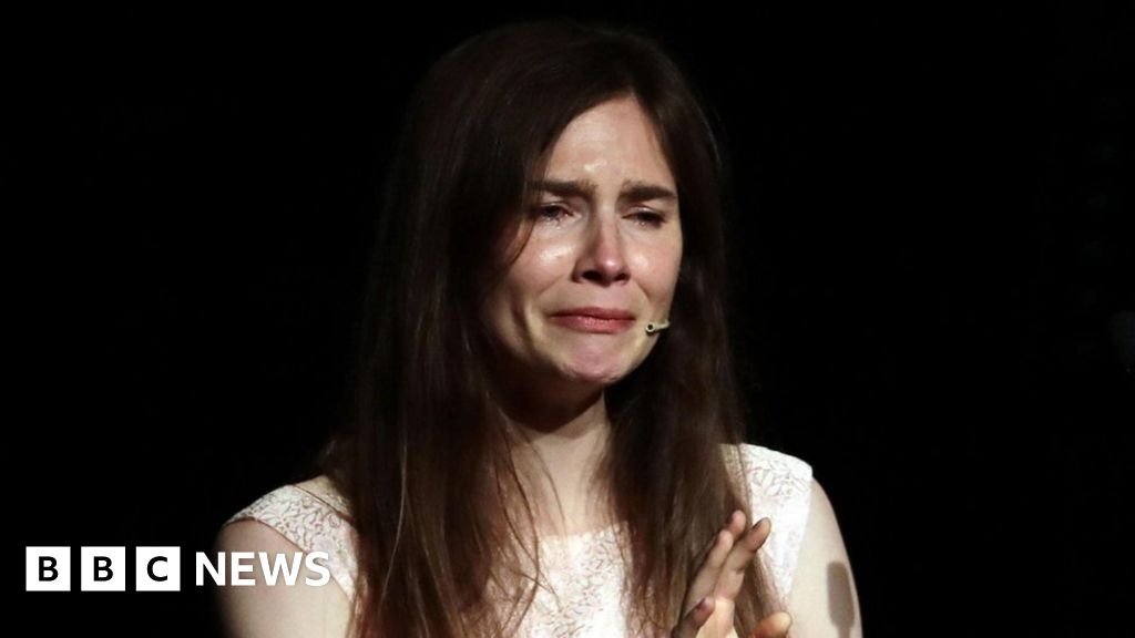 Amanda Knox feared attacks and accusations on return to Italy