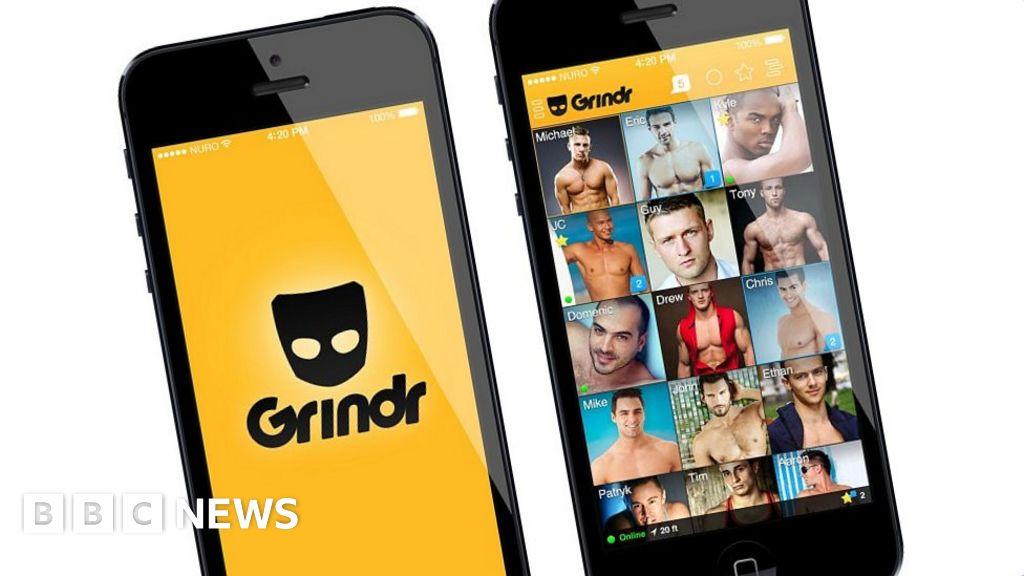 Grindr phone number