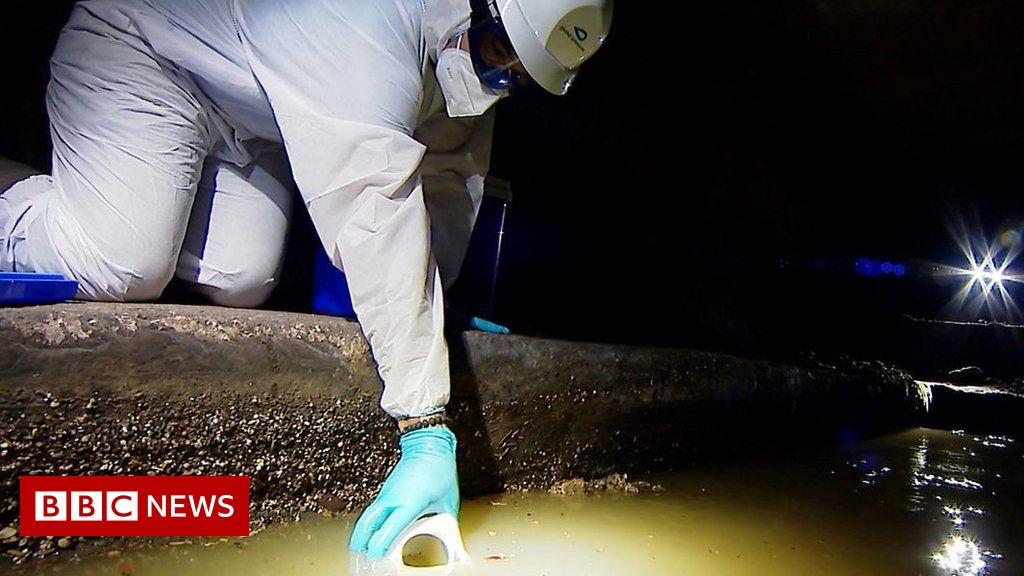 Coronavirus: Tracking new outbreaks in the sewers thumbnail