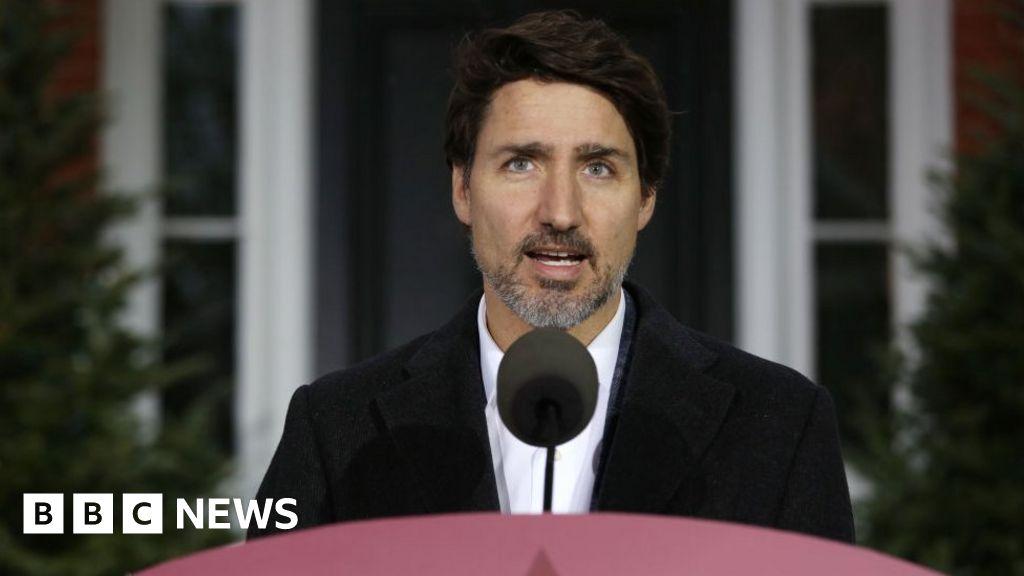 'Hello Greta!': Justin Trudeau 'fields call from pranksters'