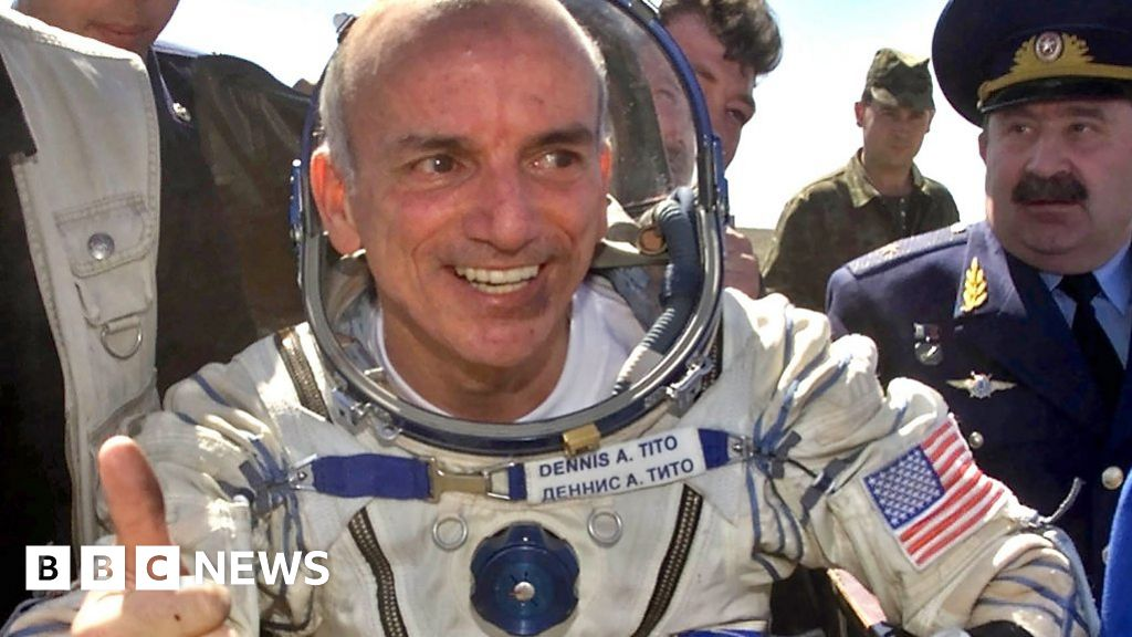 First space tourist Dennis Tito: 'I was euphoric'