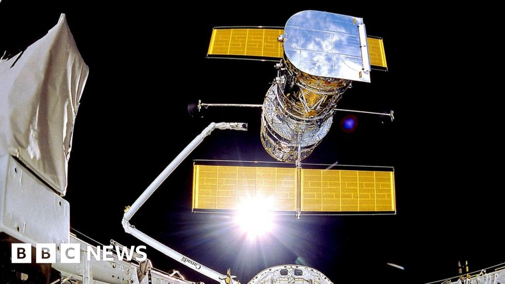 Hubble space telescope's function is restored – BBC News