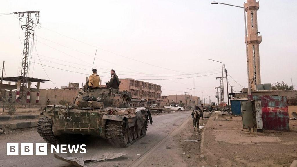 Iraqi militias blame US for Syria strike
