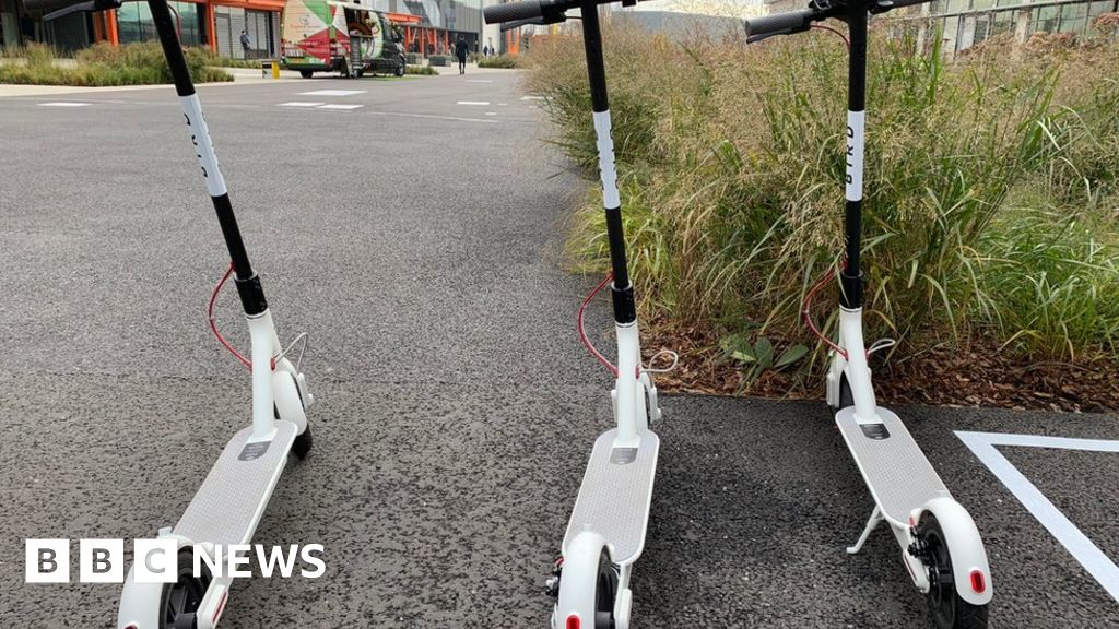 Start-up Bird backs down in electric scooter legal row