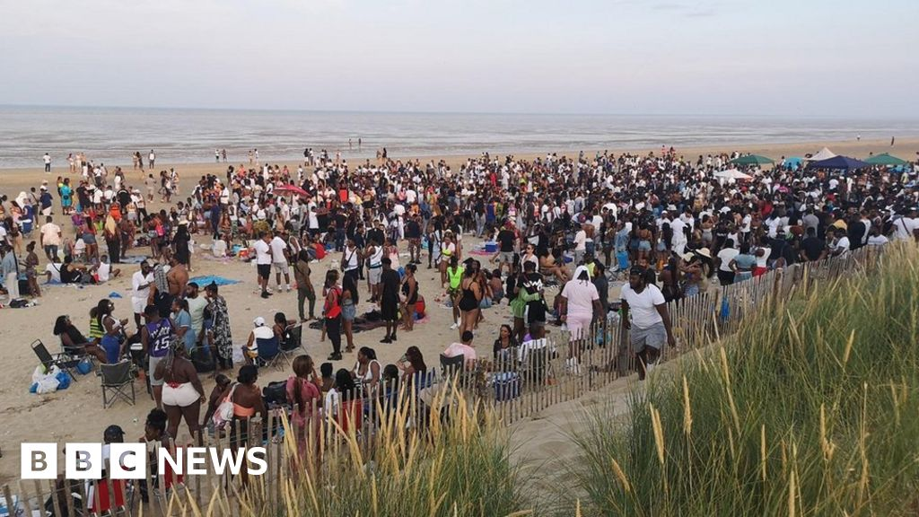 Greatstone beach party organiser pays £750 to cleanup charity