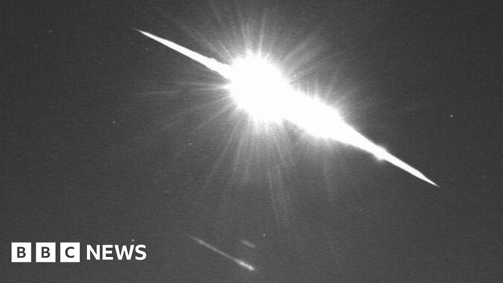 Meteorites may be just north of Cheltenham