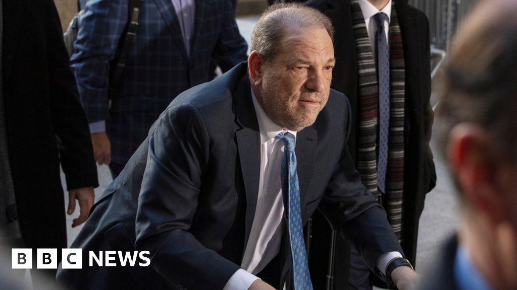 Harvey Weinstein moved to jail after having heart surgery