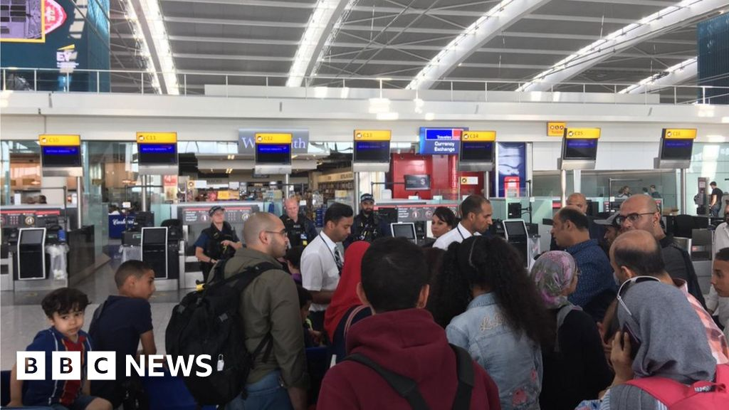 Cairo flights: Lufthansa resumes services but BA cancellations continue
