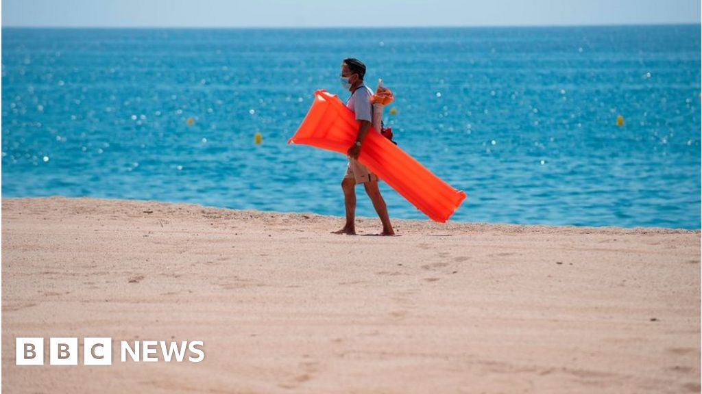 On The Beach pulls all summer holidays from sale