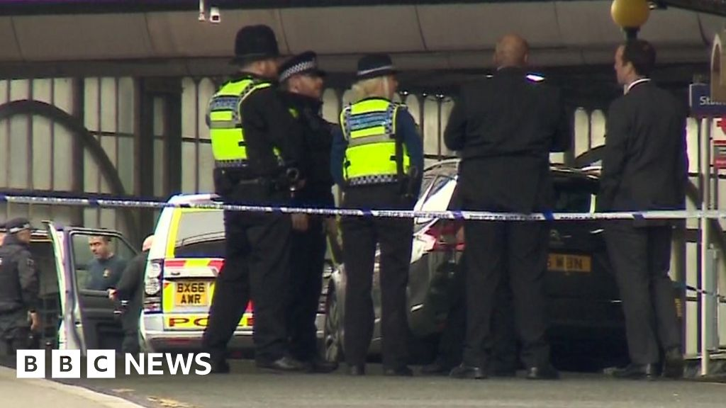 Explosives found at airports and station thumbnail