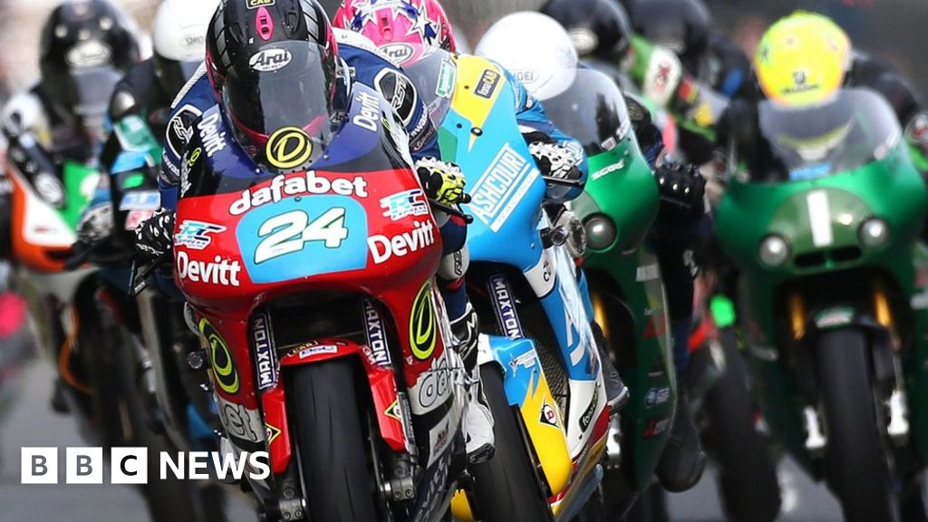 Ulster Grand Prix safety money spent on new toilets